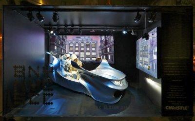 Barneys' virtual sleigh ride