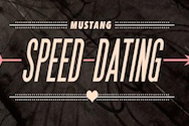 Speed dating ford mustang