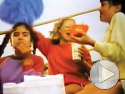 McDonald's: You Deserve A Break Today