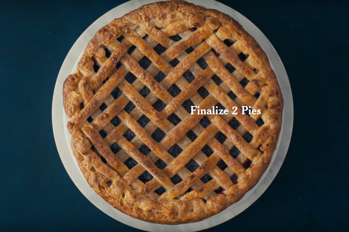 The New York Times digs into pies in lighthearted twist in the 'Truth' campaign