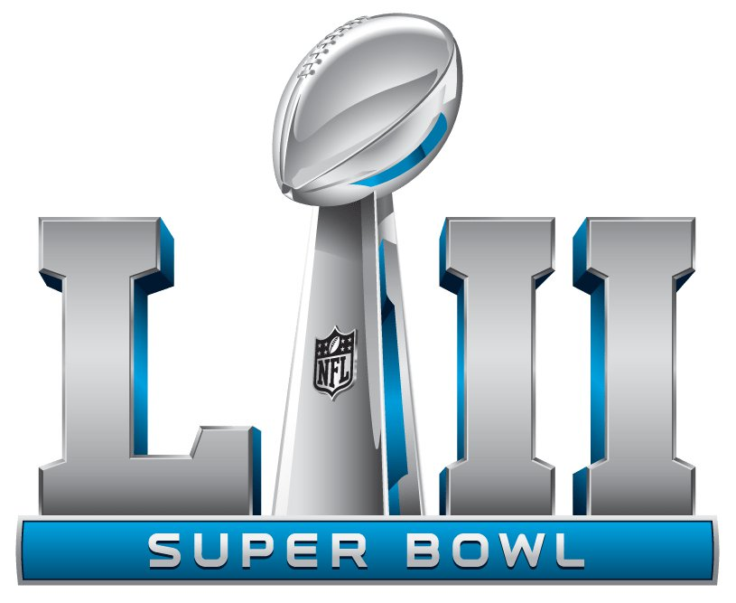 Super Bowl LII 2018 logo