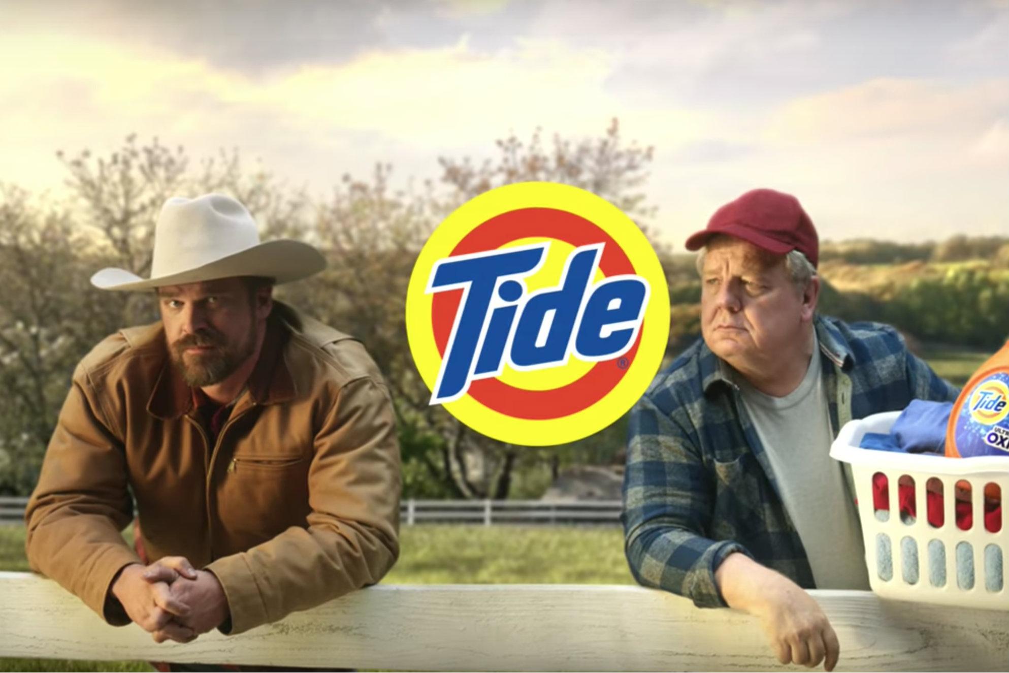 Tide: It's a Tide ad