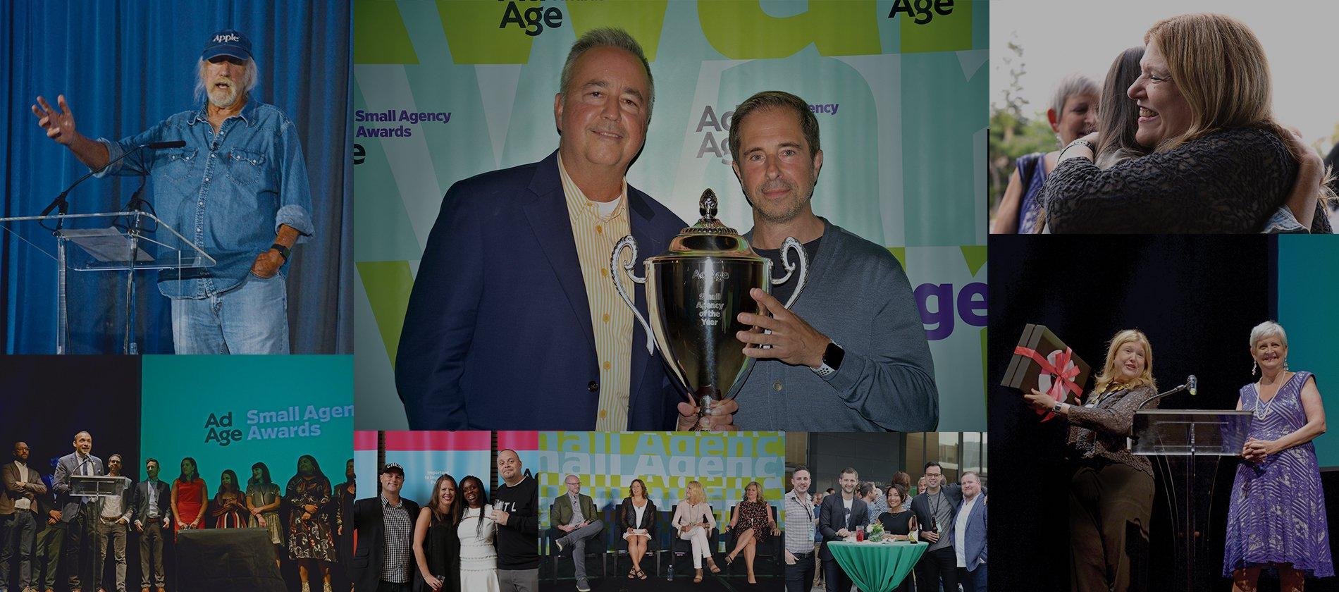 Ad Age Small Agency Awards 2018