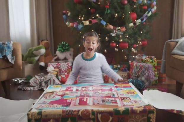 walmarts upbeat holiday ads revolve around classic music tracks adage - Walmart Christmas Commercial