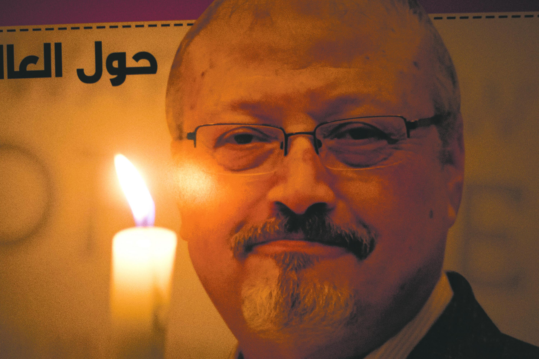 The Washington Post pays tribute to Jamal Khashoggi in full-page print ad