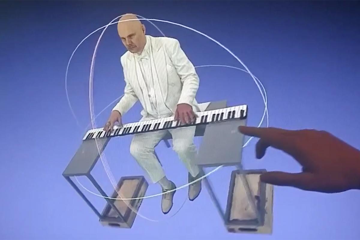 Billy Corgan: Aeronaut VR