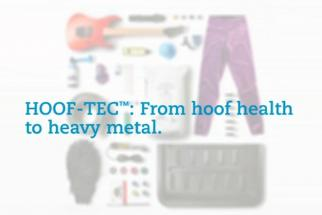Heavy Metal Campaign for Hoof-Tec