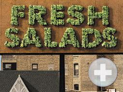 McDonald's: Fresh Salads